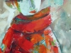 agnes-laforet-manteau-rouge-51-x-74-cm-collage-et-acrylique