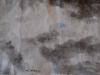 laramas ciel au 40ème jour de confinement  encre de chine sur papier de riz 34x23cm