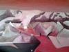 birgit 2017 Acrylique sur toile 90x70 vue froide