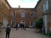 artuelistes en visite au Château d'Ars 2016 web