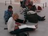 Artuelistes en prises de notes au musee Dini