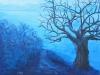 Jagab evasion 46 x 55 cm acrylique sur toile decembre  2013