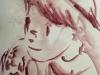 nouns souvenirs d'enfance A4 dessin aquarelle