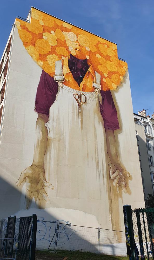Group'artuel » Lyon : expo Peinture Fraiche 2020