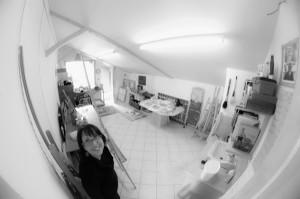 Atelier de Bena , photo de Lena Ness