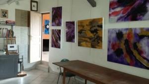 atelier de bena, portes ouvertes 2015 w