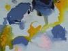 Transparence 60 x 60 cm acrylique sur toile