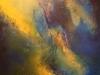 Forky, artuéliste peinture 2016 technique mixte sur toile