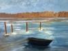 Rosaria février 2012 à St Bernard 65x81cm acrylique sur toile