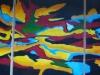 MooNe Mescal Acrylique sur toile 3 x (50 X 50).JPG